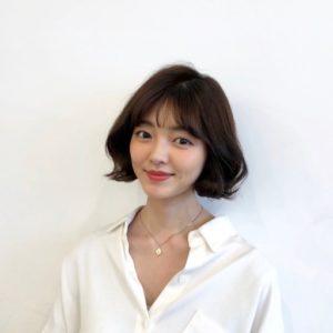 韓国デジタルパーマスタイルラッフルパーマ(러플펌)