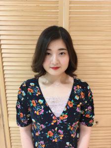 韓国デジタルパーマで作るボニーパーマスタイル②